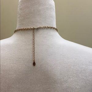 Aldo Jewelry - NWOT Aldo large crystal rhinestone choker necklace